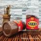 厂家直销 正品大凉山 胚芽型苦荞茶荞麦茶批发罐装苦荞茶养生茶
