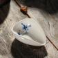 厂家直销茶勺陶瓷茶则 茶铲陶瓷材质功夫茶具茶勺可加印LOGO定制