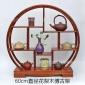 新古典中式博古架花梨木多宝阁茶壶架现代式家居摆放实木架