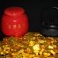 三七花茶 普洱茶膏 醇如故古树熟茶膏50g速溶普洱茶 三七花茶膏