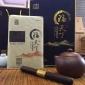 白沙溪荒山纯料蓝印福天下天茯茶1kg 原叶茯茶5375专柜